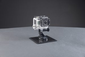 Fotad bild på GoPro