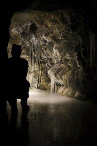 Fotografi från grotta