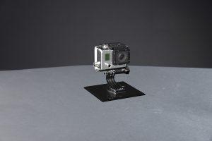Steg 4 - Färdig GoPro med ljus, material, och bakgrund