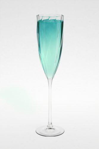 Glas gjort i 3D